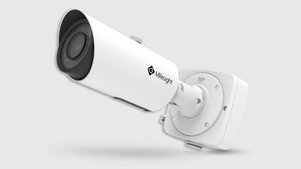 Milesight bullet camera