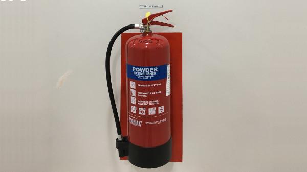Mobiak Extinguishers