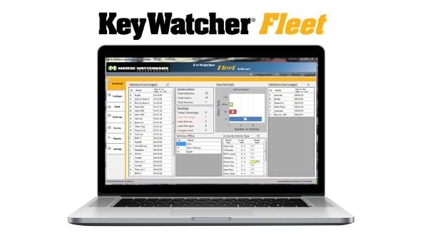 Keywatcher Fleet