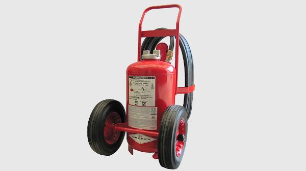 Amerex Wheeled Extinguisher
