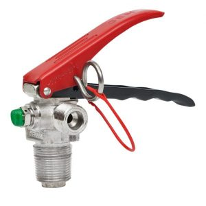 CO2 Valve, Side Outlet