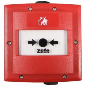 ZT-CP3AD-WP Weatherproof Manual Callpoint