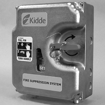 Kidde XV Control Unit