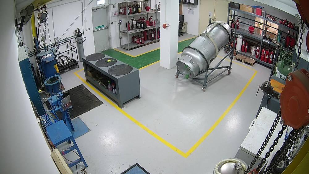 Refilling Facility